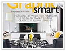 C.C.I.S. Featured in House & Home Magazine